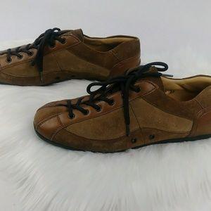 Prada Shoes - Prada Original Car Shoe Leather Lace-Up Oxfords
